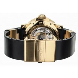 Ulysse Nardin Maxi Marine Diver Rose Gold 43mm 266-33-3A/925