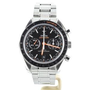 Omega Speedmaster Racing 44mm on Bracelet Ref: 32930445101002 Full Set