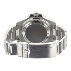 Rolex Seadweller Deepsea Black Dial 44mm 116660 Full Set