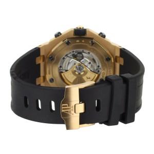 Audemars Piguet Royal Oak Offshore Chronograph Rose Gold 42mm 26470OR Full Set