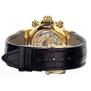 Ulysse Nardin Maxi Marine Chronograph Rose Gold 41mm 356-66 Serviced 2020