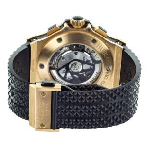 Hublot Big Bang Gold Ceramic Black Rose Gold/Rubber 44mm 301.PB.131.RX
