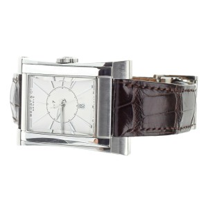 BEDAT NO. 7 DATE STAINLESS STEEL 29x46mm REF: 737 FULL SET