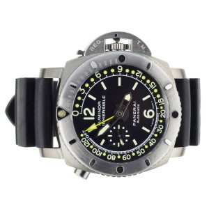 PANERAI SUBMERSIBLE DEPTH GAUGE 47MM COMPLETE SET REF PAM 193