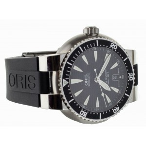 ORIS DIVERS DATE STAINLESS STEEL 44MM 01-733-7533-8454-07-4-24-34EB