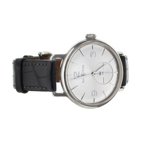 BELL & ROSS WW1 ARGENTIUM 45MM SILVER COMPLETE SET REF: BRWW1-70-AG