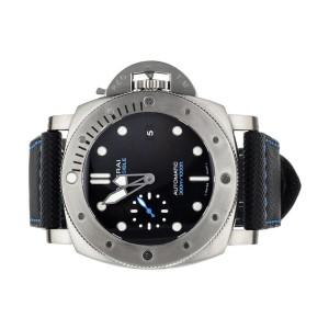 Panerai Submersible 47mm Titanium PAM1305 Complete Set