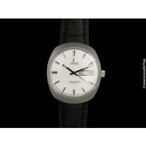 1968 OMEGA SEAMASTER COSMIC Vintage Mens Cal. 752 SS Steel Watch, Mint, Warranty