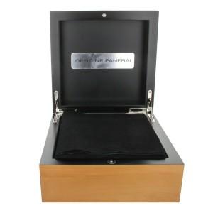 PANERAI RADIOMIR GMT ALARM STAINLESS STEEL 42MM PAM00098 FULL SET Serviced 2021