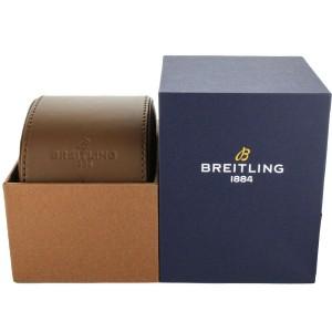 Breitling Super Avenger White dial stainless steel 48mm A13375 Full Set