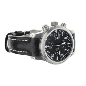 FORTIS B42 DER FLIEGER 42MM STAINLESSS STEEL DAY DATE 656.10.11.4.a