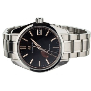 grand seiko Ginza Spring Drive stainless steel 40mm sbga425 Limited full set