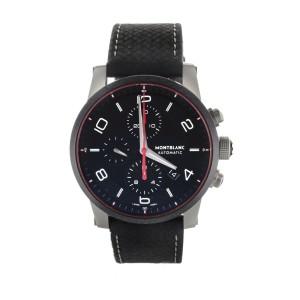 MONTBLANC TIMEWALKER URBAN SPEED CHRONOGRAPH 43MM 113827 FULL SET