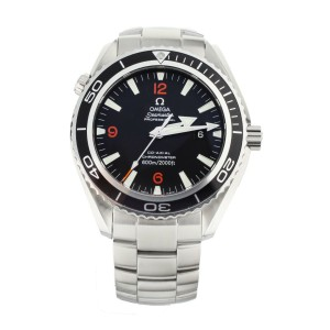 Omega Seamaster Planet Ocean 600m Co-axial  Stainless Steel 45mm 2200.51.00