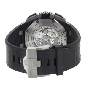 Audemars Piguet Royal Oak Offshore Ceramic Grey Dial 44mm 26405CE Full Set
