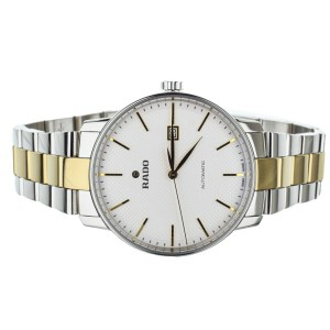 RADO COUPOLE AUTOMATIC 42MM STAINLESS STEEL 763.3876.4 FULL SET