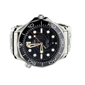 Omega Seamaster Diver 300m James Bond LE 42mm 210.22.42.20.01.004 Full Set
