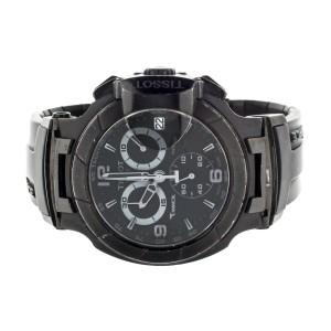 Tissot T Race Chronograph Stainless Steel PVD quartz 45mm T0484173705700