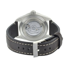 Tudor Black Bay Fifty Eight Silver case Leather Strap 38mm 79010SG Full Set