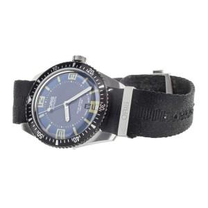 Oris Diver Sixty-Five Steel Blue 40mm 01 733 7707 4065-07 8 20 18 Full Set