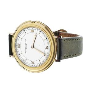 VINTAGE PATEK PHILLIPPE CONVERTED POCKET WATCH 18 GOLD 44MM