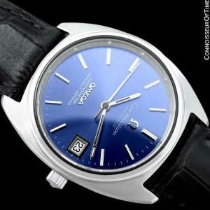 "1971 Omega Constellation ""C"" Chronometer Vintage Mens SS Steel - Mint - Warranty"