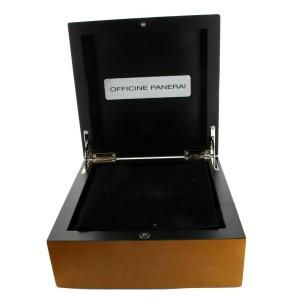 Panerai Luminor Daylight Automatic Chronograph Black Dial 44mm PAM356 Full Set