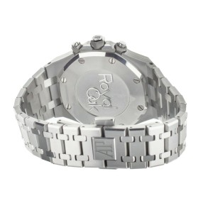 Audermars Piguet Royal Oak Chronograph Gray Dial 38mm 26315ST.OO.1256ST.02 Full
