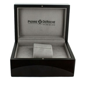 Pierre Deroche TNT Chrono Penta LE Titanium 46mm TNT10006ACTI-001CRO Full Set