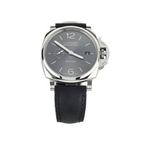 Panerai Luminor Due Gray Dial Automatic Stainless Steel 42mm PAM904 Full Set