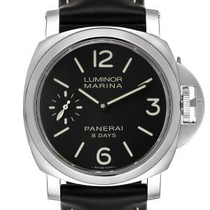 Panerai Luminor Marina 8 Days 44mm Mens Watch PAM00510 Box Papers