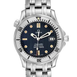 Omega Seamaster 300m Midsize 36mm Steel Mens Watch 2562.80.00