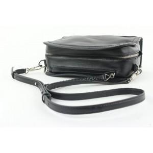 3.1 Phillip Lim Black Leather Crossbody Bag