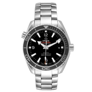 Omega Seamaster Planet Ocean Steel Mens Watch 232.30.42.21.01.001