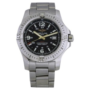 Breitling Colt A74388 Stainless Steel 44mm Mens Watch