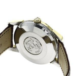 Omega Seamaster 2849 34mm Mens Watch