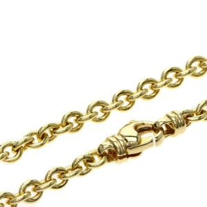 Bulgari 18K Yellow Gold Necklace