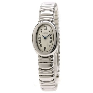 Cartier Mini Baignoire 00720015 18mm Womens Watch