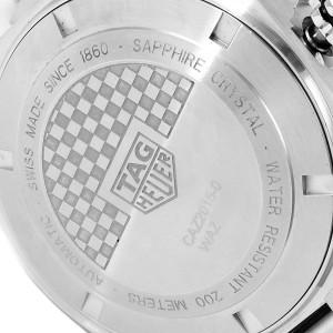 Tag Heuer Formula 1 Chronograph Blue Dial Steel Mens Watch CAZ2015