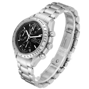 Omega Speedmaster Date 39mm Automatic Steel Mens Watch 3513.50.00