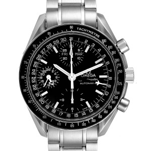 Omega Speedmaster Day-Date 39 Chronograph Mens Watch 3520.50.00