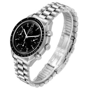 Omega Speedmaster Reduced Hesalite Crystal Mens Watch 3510.50.00