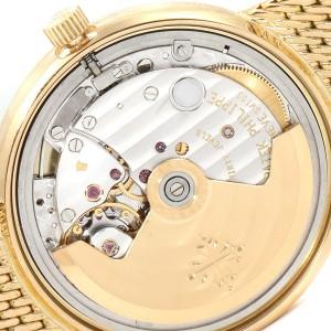 Patek Philippe Calatrava 18k Yellow Gold Automatic Mens Watch 3802