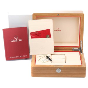 Omega Seamaster Diver 300M 44mm Watch 212.30.44.50.03.001 Box Card