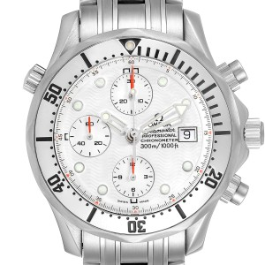 Omega Seamaster Chronograph Autiomatic Mens Watch