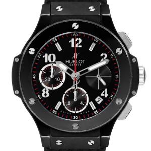 Hublot Big Bang Black Magic Ceramic Titanium Mens Watch 342.CX.130.RX