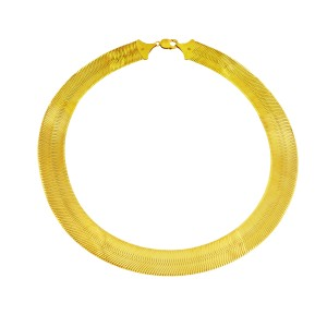 10K Yellow Gold Marvelous Necklace