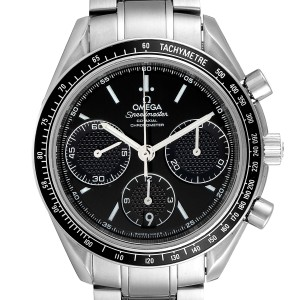 Omega Speedmaster Racing Black Dial Steel Mens Watch 326.30.40.50.01.001