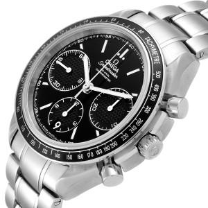 Omega Speedmaster Racing Black Dial Steel Mens Watch 326.30.40.50.01.001