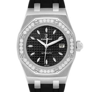 Audemars Piguet Royal Oak 35mm Diamond Ladies Watch 77321ST